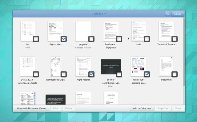 Documents Screenshot